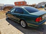 BMW 525 1998 года за 2 500 000 тг. в Актобе – фото 4