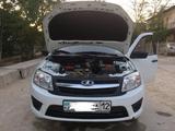 ВАЗ (Lada) 2190 (седан) 2017 года за 2 700 000 тг. в Актау – фото 2