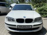 BMW 116 2009 года за 4 500 000 тг. в Алматы