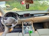 Audi A8 2007 года за 2 700 000 тг. в Актобе – фото 3
