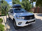 Toyota Hilux 2019 года за 19 000 000 тг. в Алматы