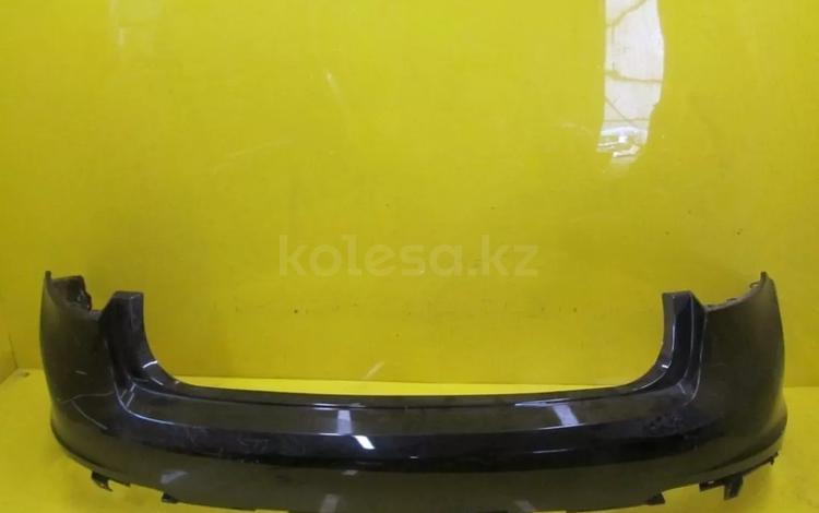 Бампер задний BMW x6 f16 (14-н. В.)-Задний бампер BMW x6… за 32 800 тг. в Нур-Султан (Астана)
