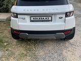 Land Rover Range Rover Evoque 2014 года за 11 200 000 тг. в Шымкент – фото 2
