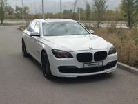 BMW 750 2010 года за 8 000 000 тг. в Алматы