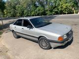 Audi 80 1990 года за 1 350 000 тг. в Алматы – фото 5
