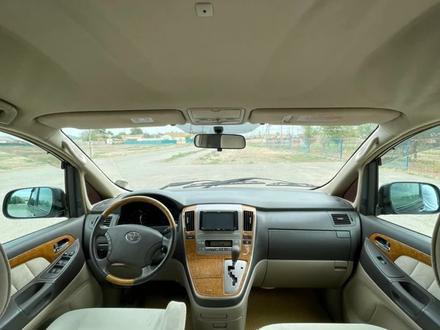 Toyota Alphard 2005 года за 3 900 000 тг. в Атырау – фото 9