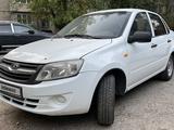 ВАЗ (Lada) Granta 2190 (седан) 2012 года за 1 900 000 тг. в Алматы – фото 2