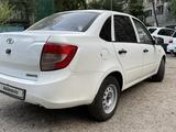 ВАЗ (Lada) Granta 2190 (седан) 2012 года за 1 900 000 тг. в Алматы – фото 3