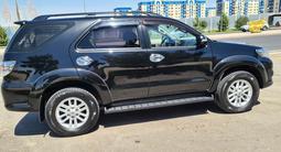 Toyota Fortuner 2014 года за 9 000 000 тг. в Шымкент – фото 4