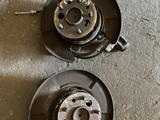 Цафа задняя + ступица Toyota Camry 40 за 12 000 тг. в Талдыкорган – фото 2