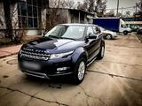 Land Rover Range Rover Evoque 2013 года за 10 500 000 тг. в Алматы – фото 5