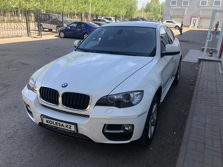 BMW X6 2012 года за 12 000 000 тг. в Нур-Султан (Астана) – фото 2