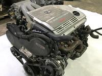 Двигатель Toyota 1MZ-FE V6 3.0 VVT-i four cam 24 4WD за 550 000 тг. в Атырау