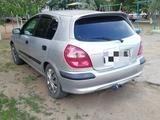 Nissan Almera 2001 года за 2 000 000 тг. в Костанай – фото 3