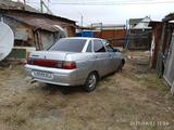 ВАЗ (Lada) 2110 (седан) 2002 года за 500 000 тг. в Петропавловск – фото 4