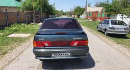 ВАЗ (Lada) 2115 (седан) 2007 года за 800 000 тг. в Шымкент – фото 2