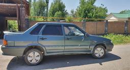 ВАЗ (Lada) 2115 (седан) 2007 года за 800 000 тг. в Шымкент – фото 4