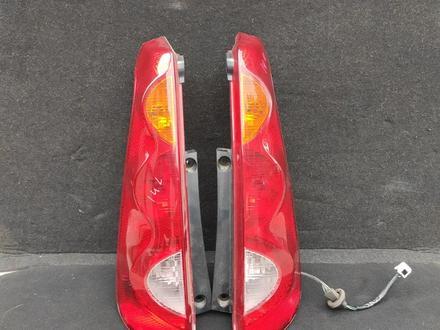 Задние фонари на Nissan Note за 40 000 тг. в Алматы