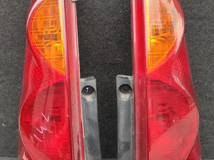 Задние фонари на Nissan Note за 40 000 тг. в Алматы – фото 3
