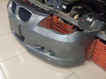 Бампер передний е60 Bmw e60 Schnitzer (Шницер) за 100 000 тг. в Актау – фото 3