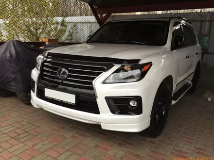 Обвес Luxury F-Sport для Lexus LX570 в комплекте за 70 000 тг. в Алматы