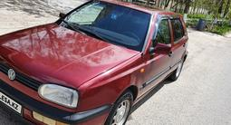Volkswagen Golf 1992 года за 1 300 000 тг. в Шымкент – фото 2