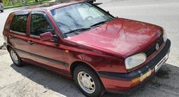 Volkswagen Golf 1992 года за 1 300 000 тг. в Шымкент – фото 3