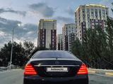 Mercedes-Benz S 500 2005 года за 6 000 000 тг. в Шымкент – фото 4