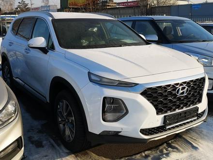 Hyundai Santa Fe 2018 года за 10 000 тг. в Нур-Султан (Астана)