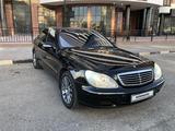 Mercedes-Benz S 55 2002 года за 5 000 000 тг. в Шымкент – фото 4