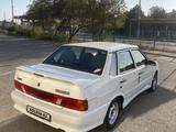 ВАЗ (Lada) 2115 (седан) 2012 года за 1 600 000 тг. в Шымкент – фото 4