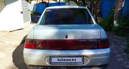 ВАЗ (Lada) 2110 (седан) 2000 года за 695 000 тг. в Костанай – фото 4