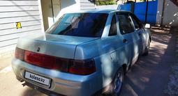 ВАЗ (Lada) 2110 (седан) 2000 года за 695 000 тг. в Костанай – фото 5