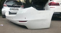 Bmw f10 бампер за 50 000 тг. в Алматы – фото 4
