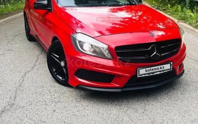 Mercedes-Benz A 180 2013 года за 8 300 000 тг. в Алматы