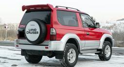 Toyota Land Cruiser Prado 1997 года за 4 700 000 тг. в Алматы – фото 4