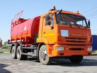 КамАЗ  Топливозаправщик бензовоз 2021 года за 6 900 000 тг. в Атырау
