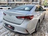Hyundai Sonata 2019 года за 7 800 000 тг. в Нур-Султан (Астана) – фото 5