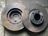 Тормащные диски Gelendwagen G500-65 за 150 000 тг. в Алматы – фото 2