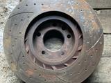 Тормащные диски Gelendwagen G500-65 за 150 000 тг. в Алматы – фото 4
