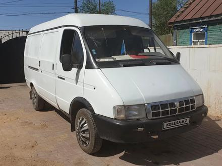 ГАЗ ГАЗель 2001 года за 1 500 000 тг. в Актобе