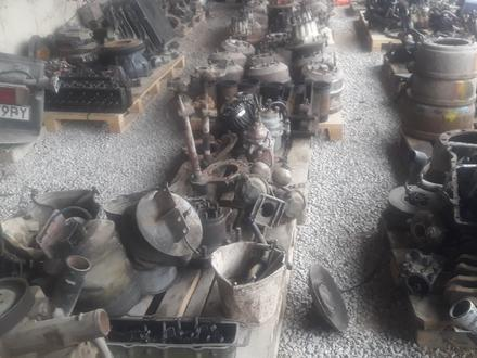 Двигатель мерседес Отего на грузовых с Европы в Нур-Султан (Астана) – фото 10