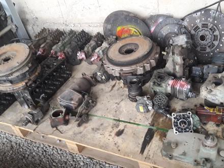 Двигатель мерседес Отего на грузовых с Европы в Нур-Султан (Астана) – фото 21