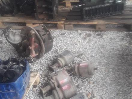 Двигатель мерседес Отего на грузовых с Европы в Нур-Султан (Астана) – фото 26