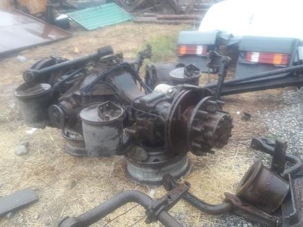 Двигатель мерседес Отего на грузовых с Европы в Нур-Султан (Астана) – фото 29