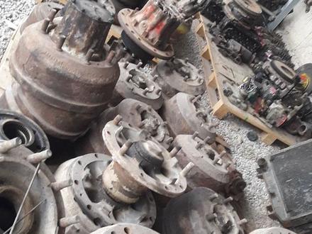 Двигатель мерседес Отего на грузовых с Европы в Нур-Султан (Астана) – фото 42