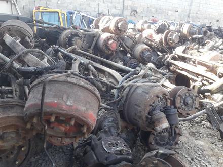 Двигатель мерседес Отего на грузовых с Европы в Нур-Султан (Астана) – фото 46