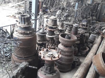Двигатель мерседес Отего на грузовых с Европы в Нур-Султан (Астана) – фото 56