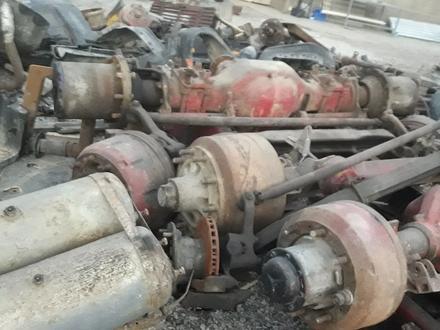Двигатель мерседес Отего на грузовых с Европы в Нур-Султан (Астана) – фото 77