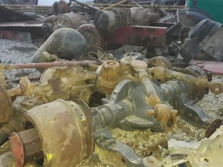 Двигатель мерседес Отего на грузовых с Европы в Нур-Султан (Астана) – фото 78